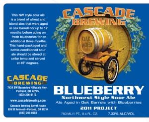 Cascade Blueberry