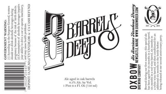 Oxbow 3 Barrels Deep