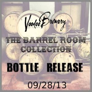 Voodoo Barrel Room Collection