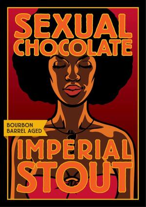 Foothills Bourbon Barrel-Aged Sexual Chocolate