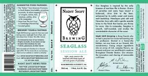 Night Shift Seaglass