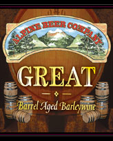 Alpine Great Barrel Aged Barleywine