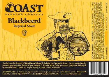 Coast Brewing Blackbeerd