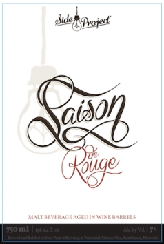 Side Project Saison de Rouge