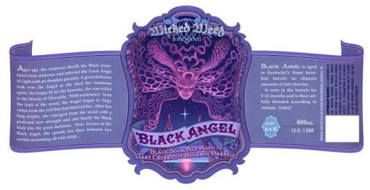 Wicked Weed Black Angel