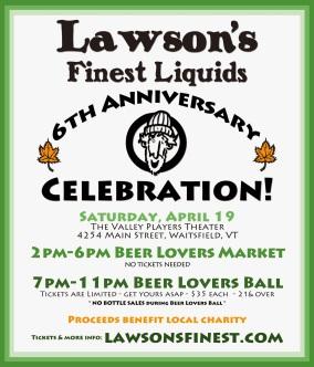 Lawsons 6th Anniversary