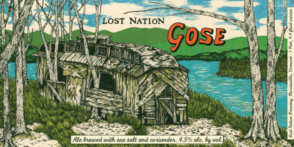 Lost Nation Gose