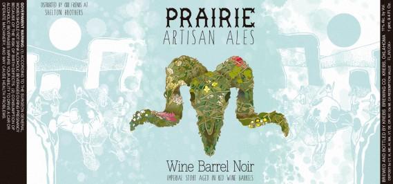 Prairie Wine Barrel Noir