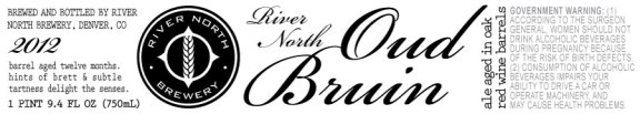 River North Oud Bruin