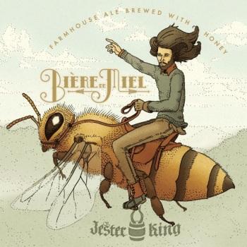 Jester King Biere de Miel