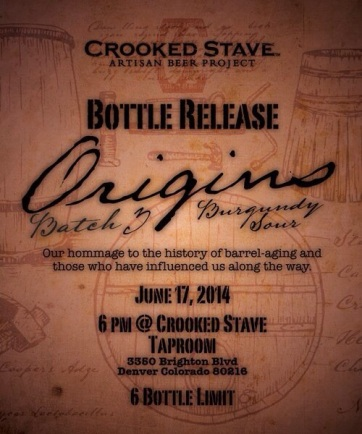 Crooked Stave Origins