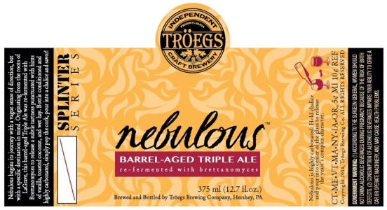 Troegs Splinter Nebulous