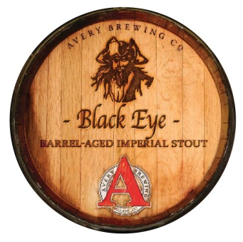 Avery Black Eye Imperial Stout
