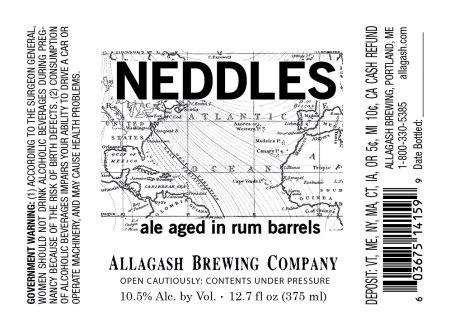 Allagash Neddles