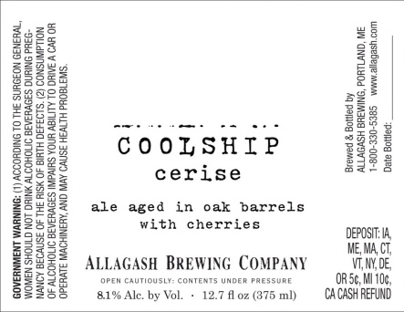 Allagash-Coolship-Cerise