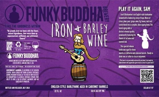 Funky Buddha Iron & Barleywine