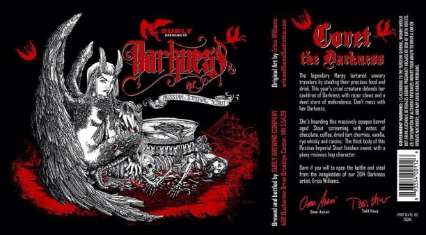 Surly Darkness 2014