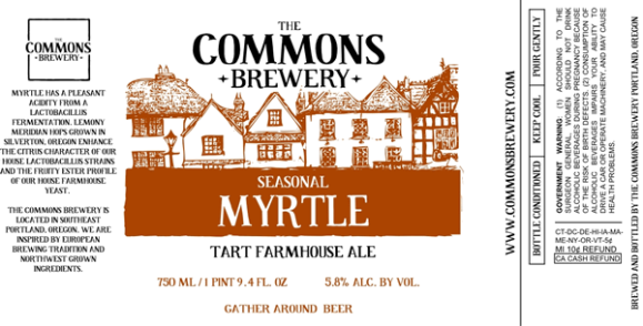 The Commons Myrtle