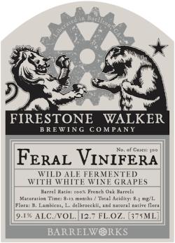 Firestone Walker Feral Vinifera