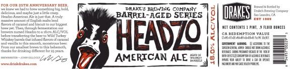 Drakes-Headzo