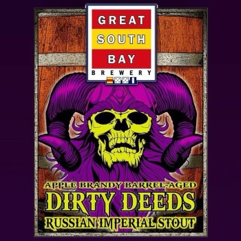 Great South Bay Apple Brandy Dirty Deeds