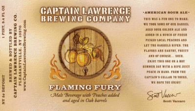 Captain Lawrence Flaming Fury