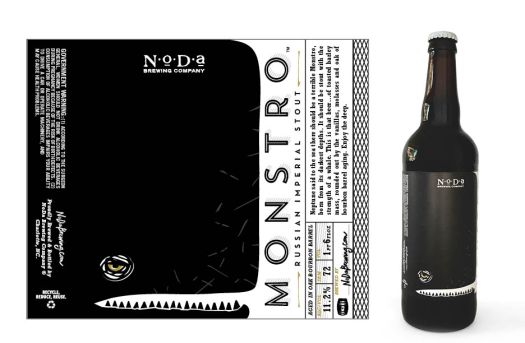 NoDa Monstro Imperial Stout