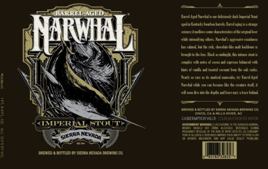 Barrel-Aged Narwhal