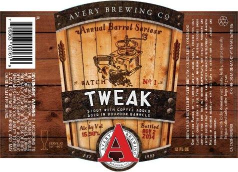 Avery Tweak