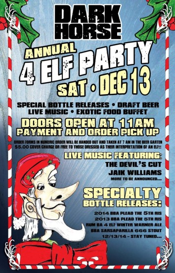 Dark Horse 4 Elf Party