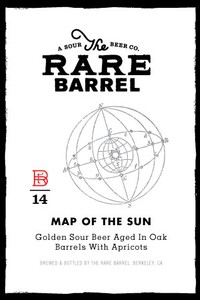 The Rare Barrel Map of the Sun