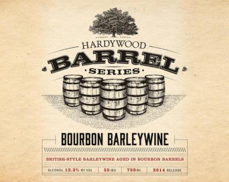 Hardywood Bourbon Barleywine