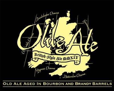 AleSmith Barrel Aged Olde Ale