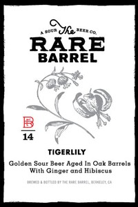 The Rare Barrel Tigerlily