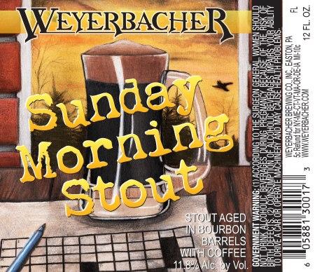 Weyerbacher-Sunday-Morning-Stout