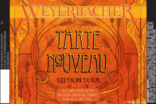 Weyerbacher-Blood-Orange-Tarte-Nouveau