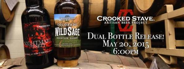 Crooked Stave May 20 Release